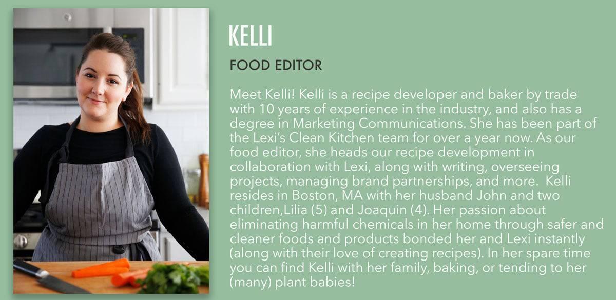 Kelli Avila Bio