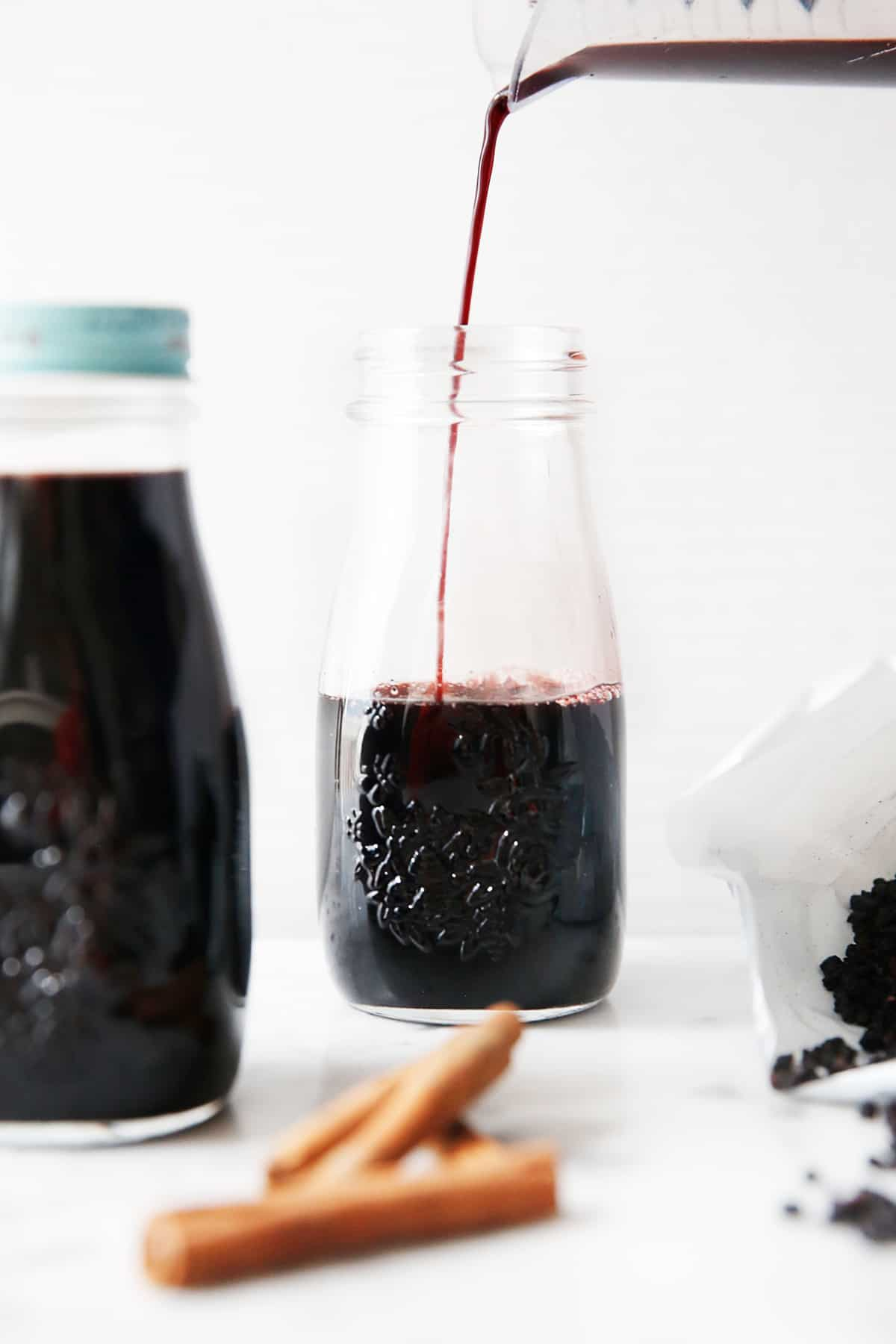 Why is elderberry syrup good for you