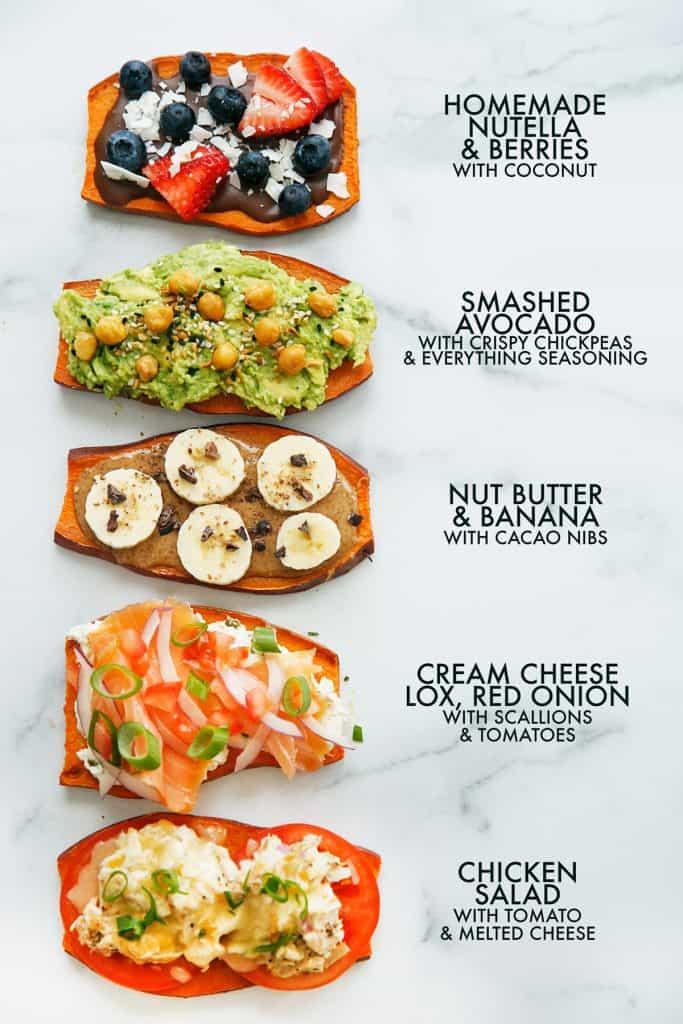 Lexi S Clean Kitchen How To Make Sweet Potato Toast