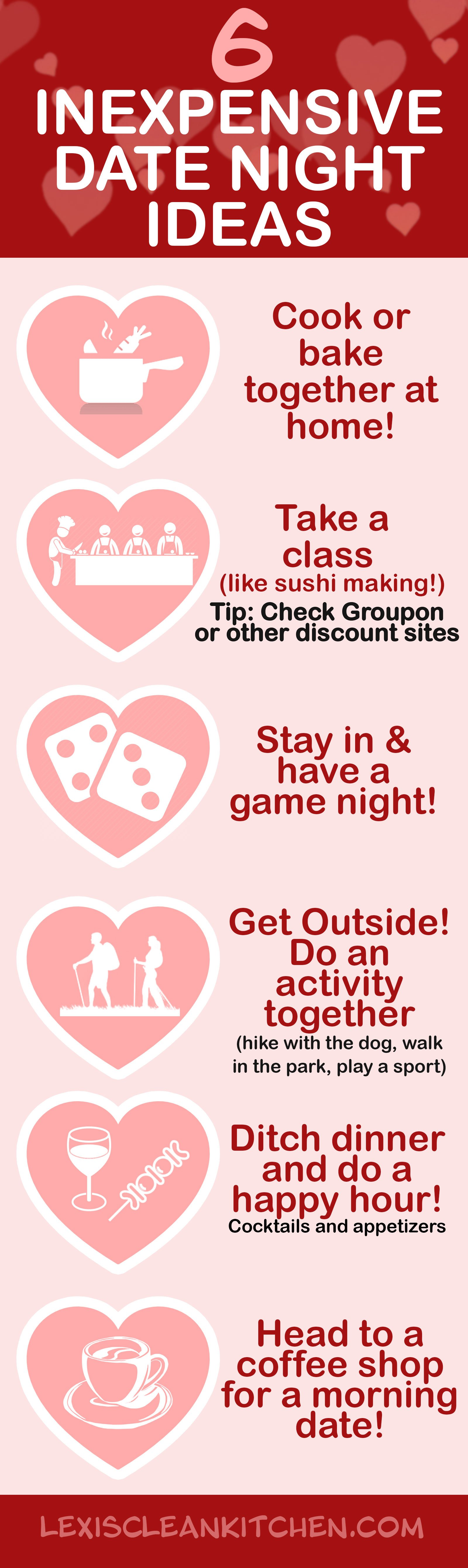 Inexpensive Date Night Ideas