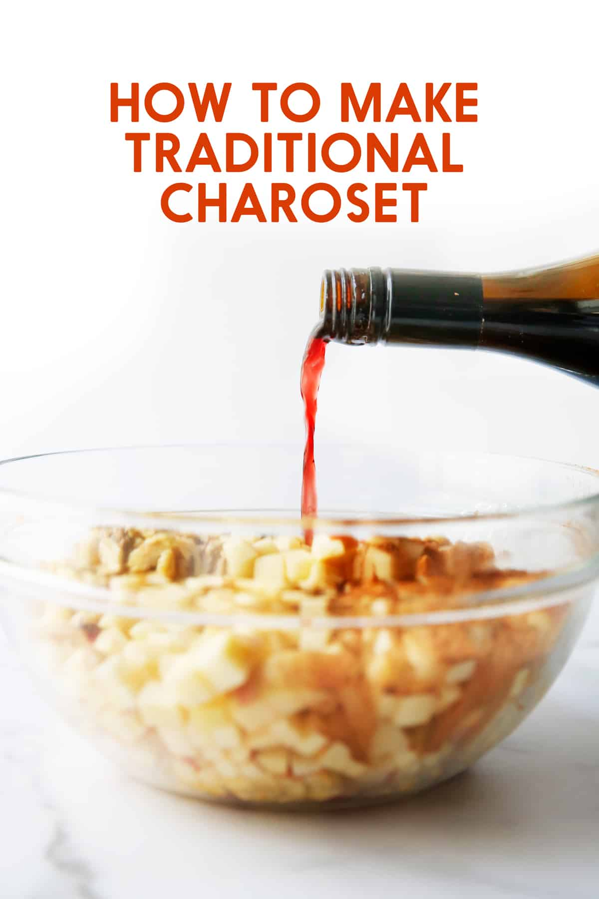 Traditional Charoset Recipe
