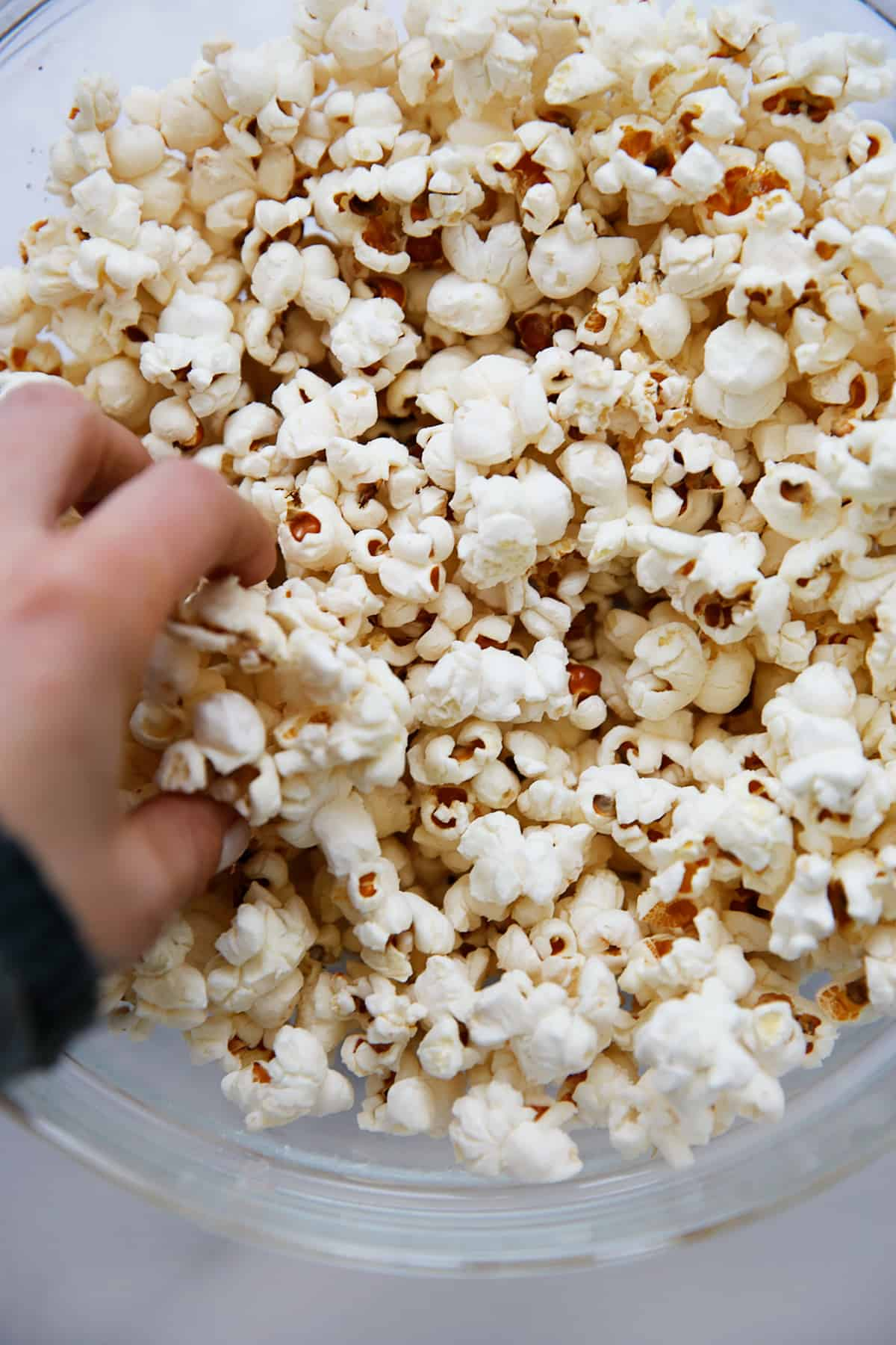 How to make popcorn from corn