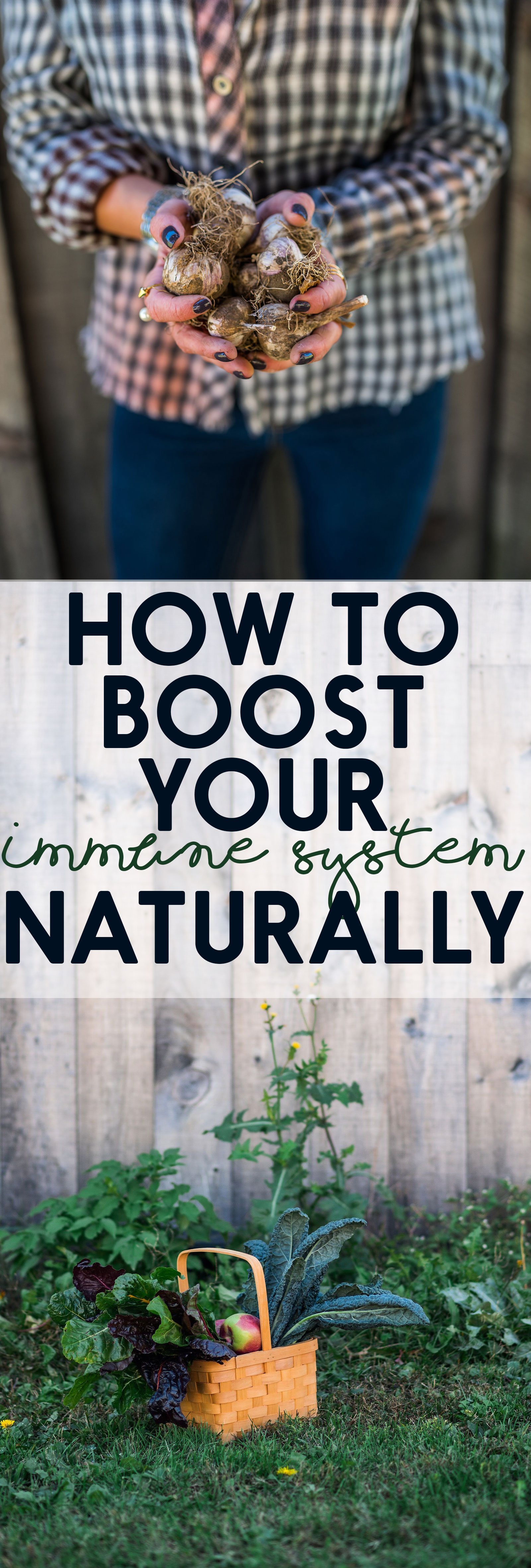 Natural Ways to Boost Immune System