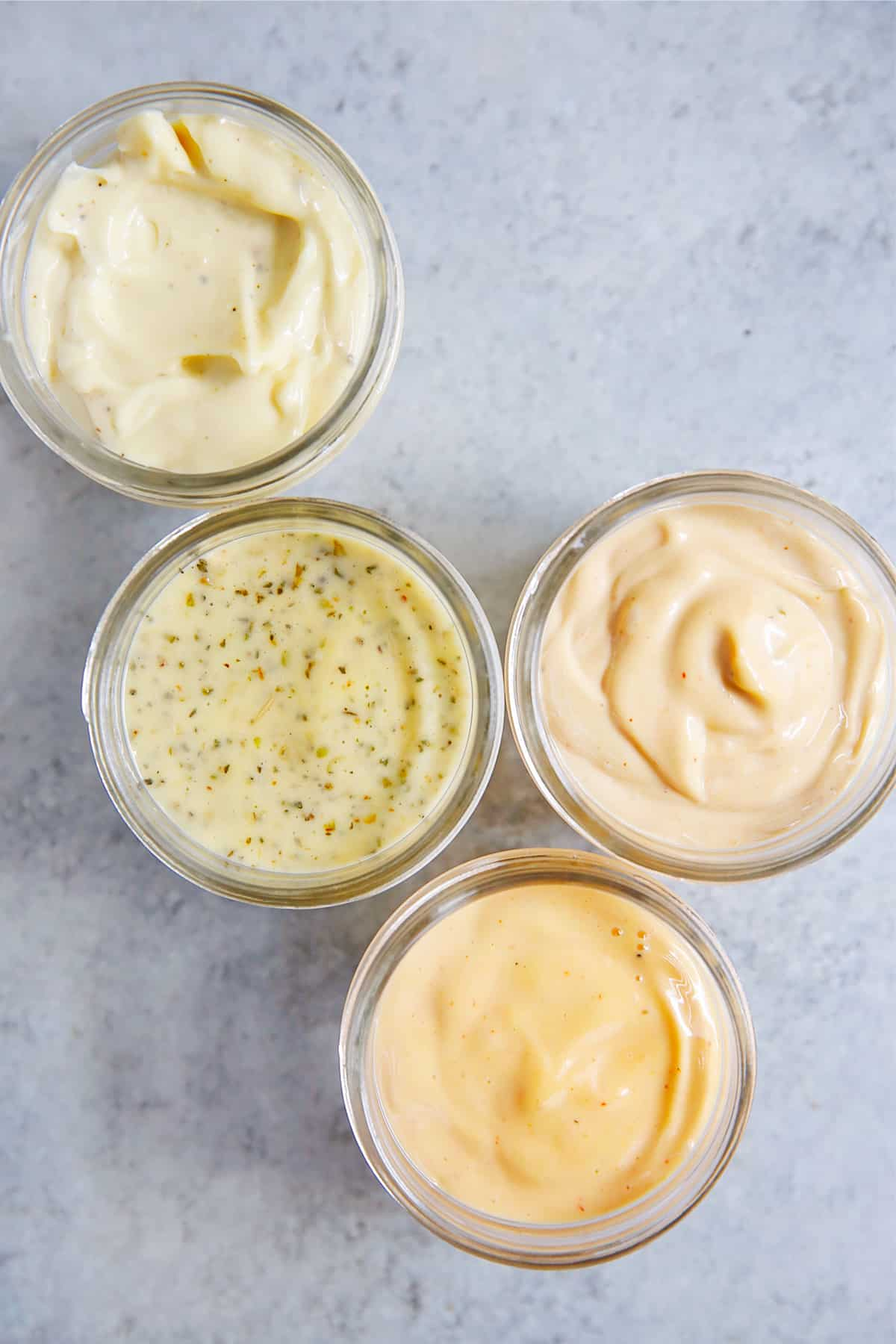 easy avocado oil mayo flavor variations