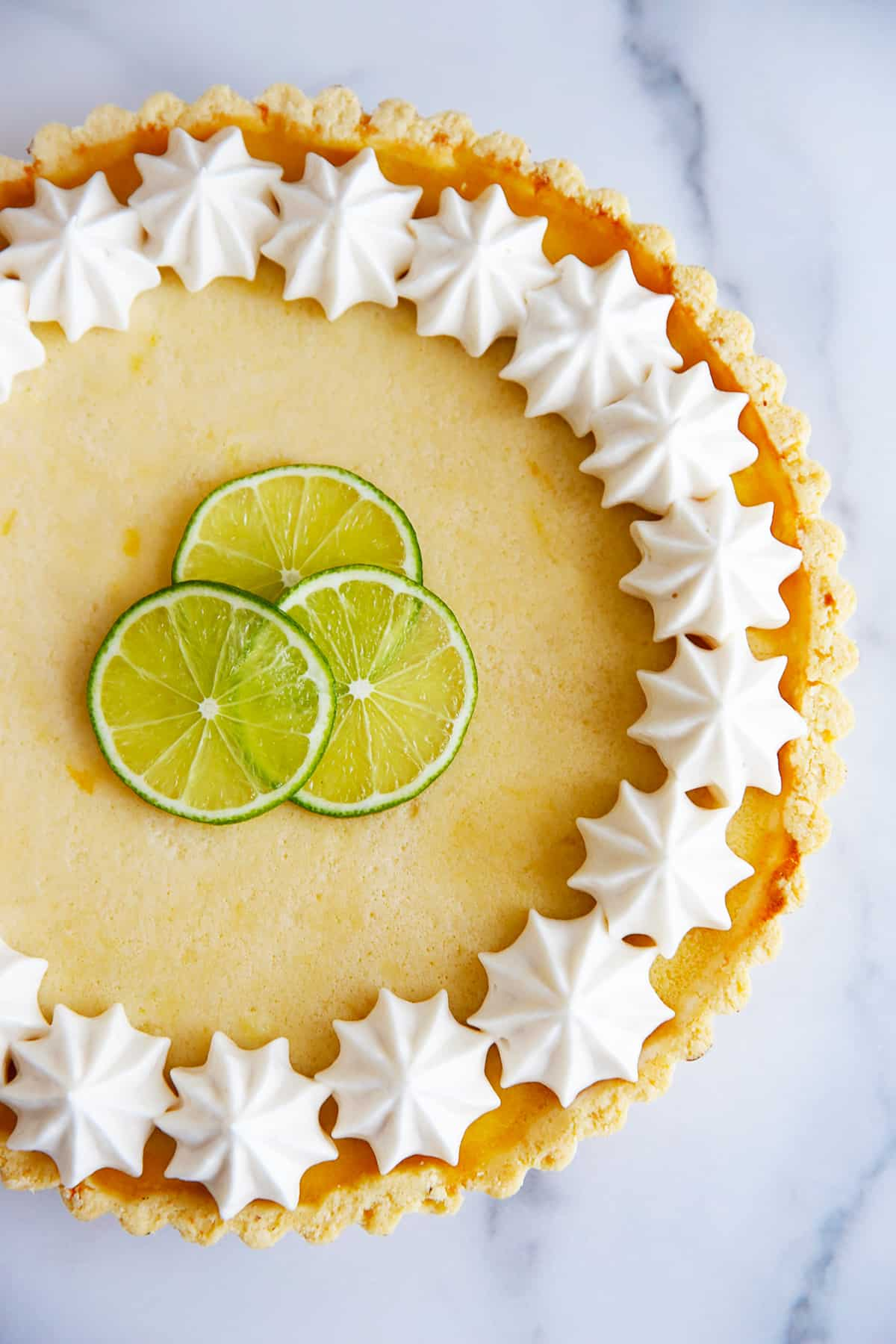Gluten-Free Key Lime Tart