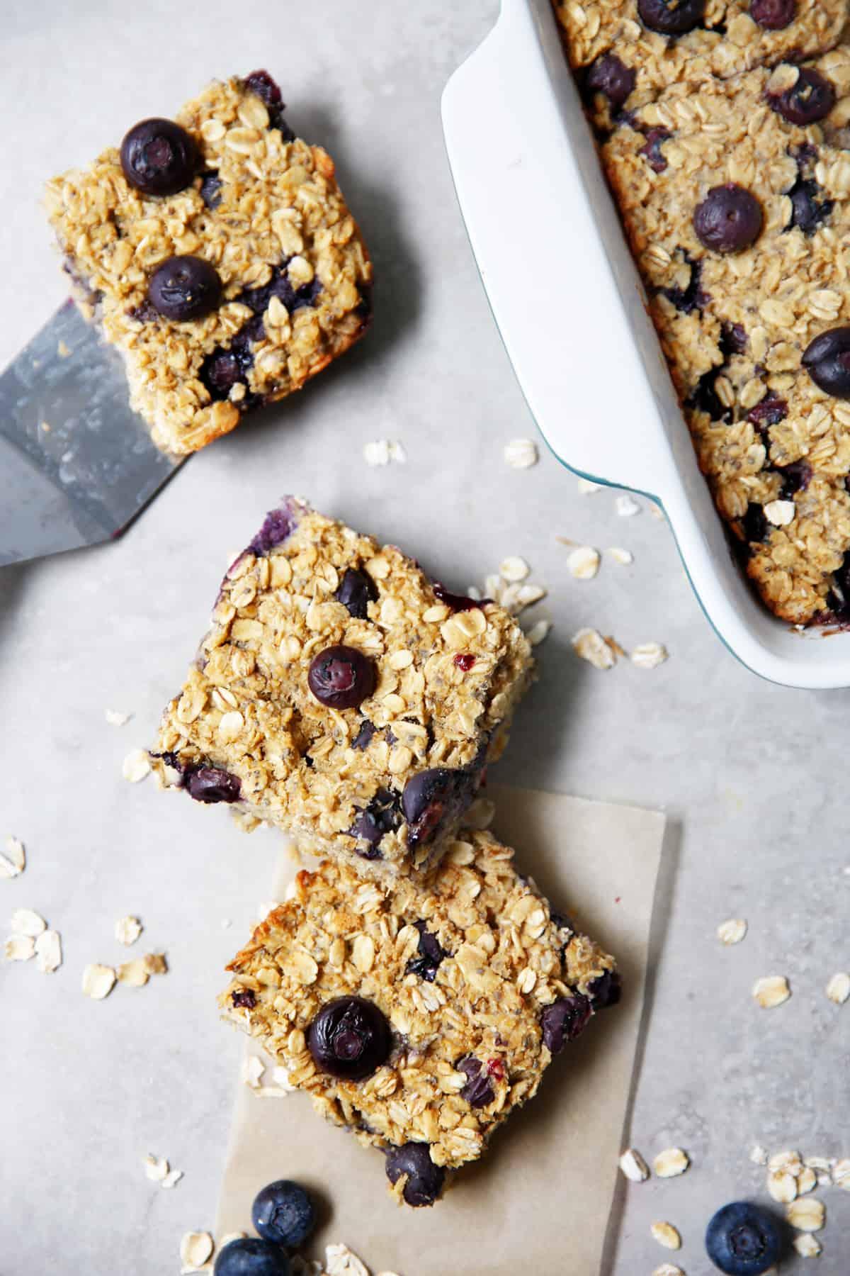 Make ahead baked oatmeal recipes
