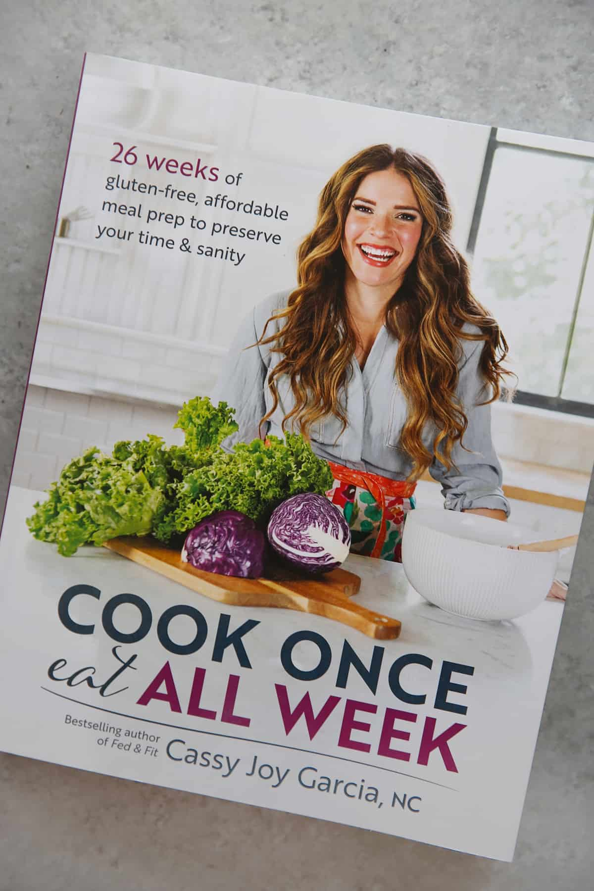 "Copy of ""Cook Once, Eat All Week"""