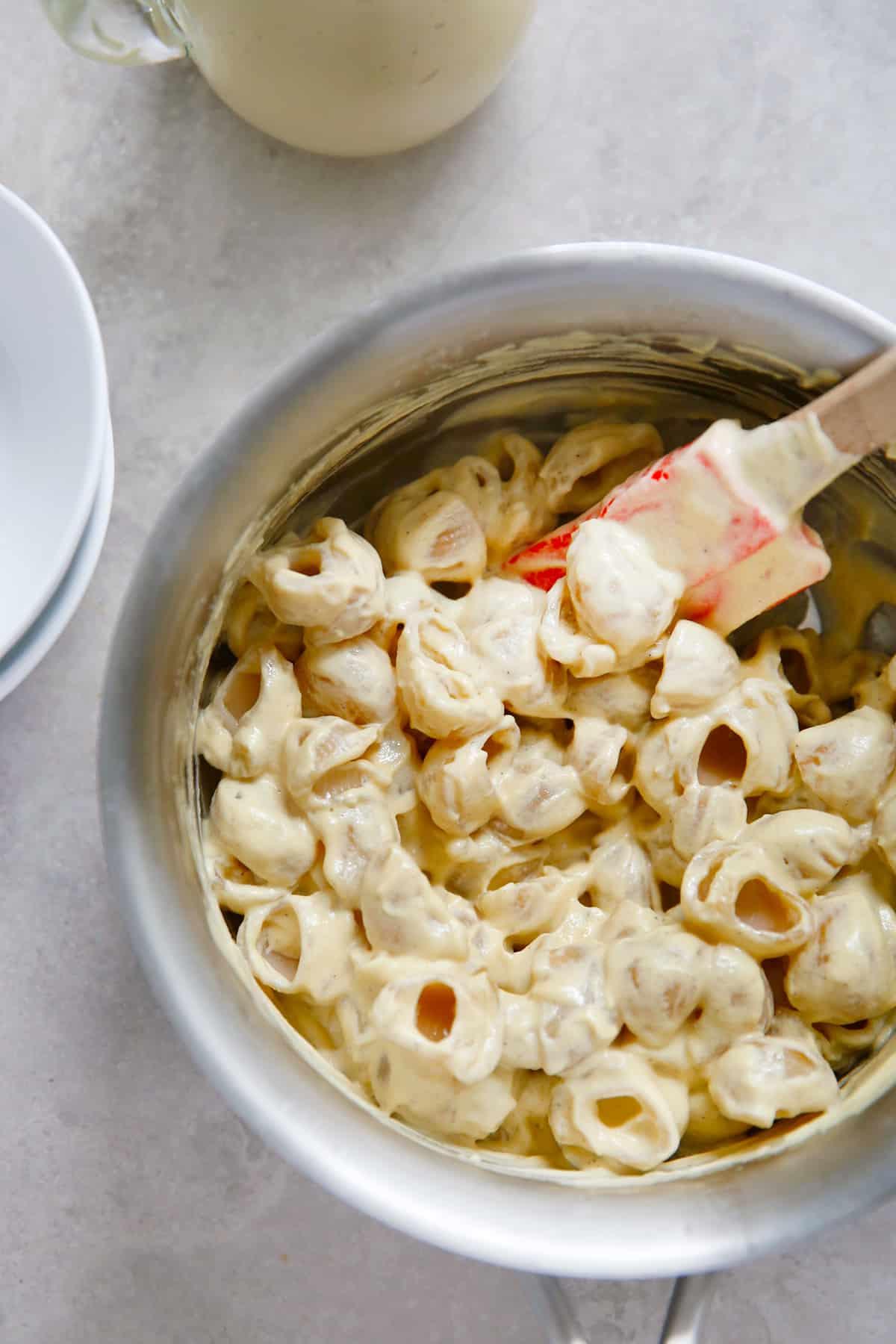 how to make vegan cashew cheese sauce