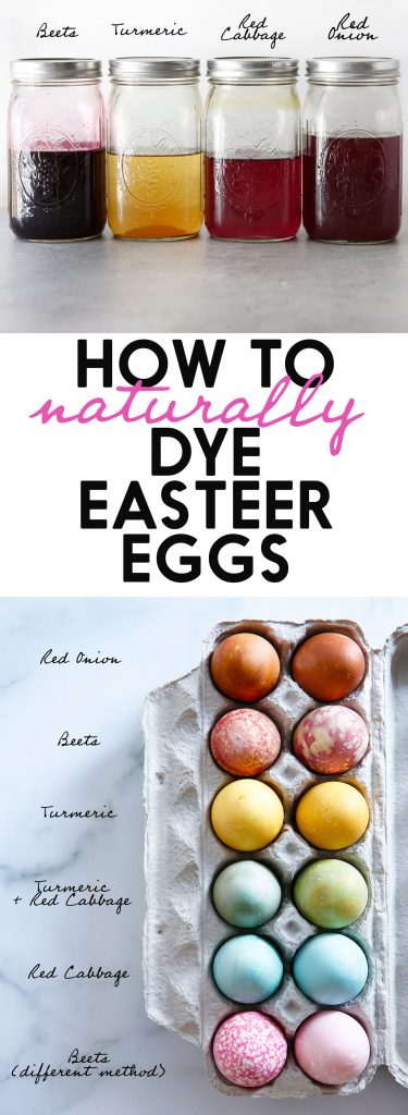 Lexi S Clean Kitchen How To Naturally Dye Easter Eggs Using Food