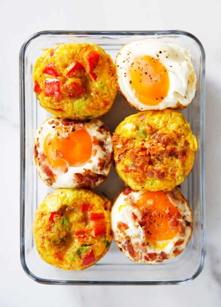 Baked Egg Cups 2 Easy Ways Lexi S Clean Kitchen