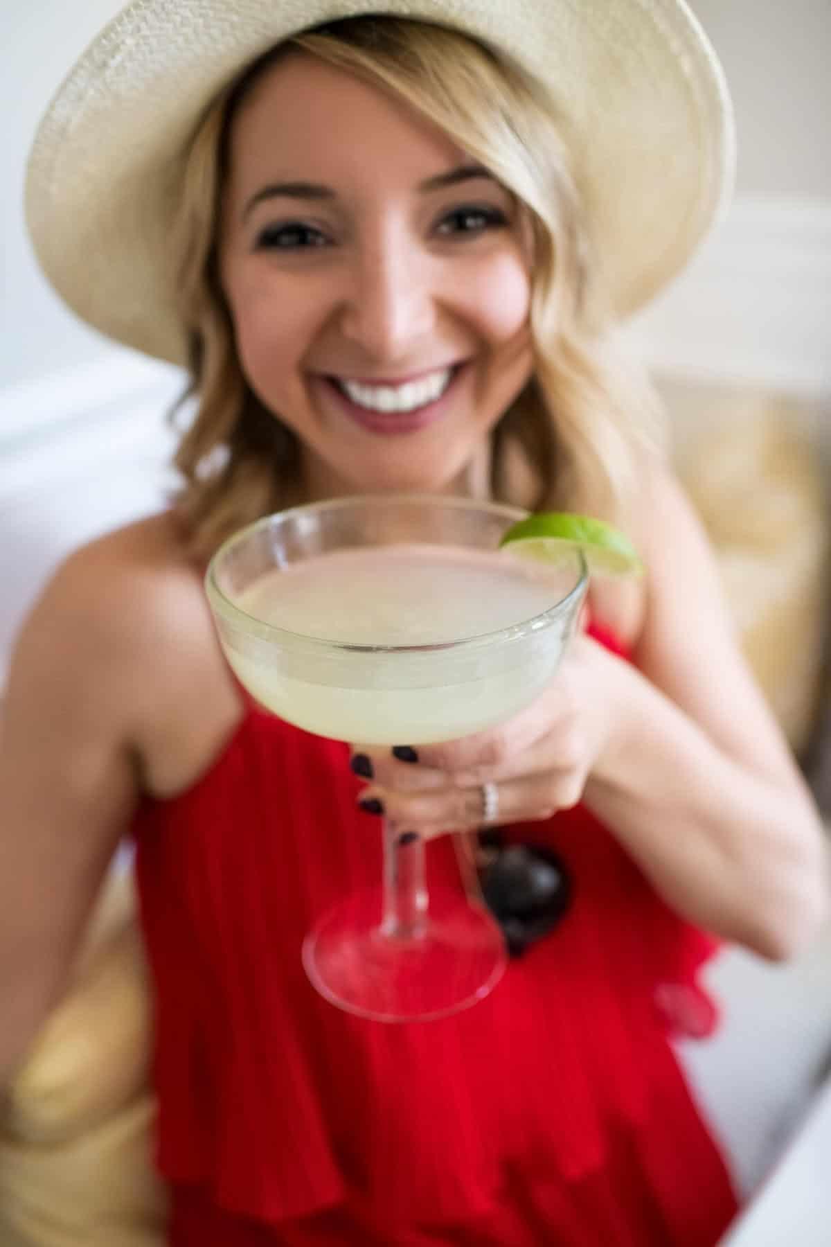 The BEST Margarita Ever!