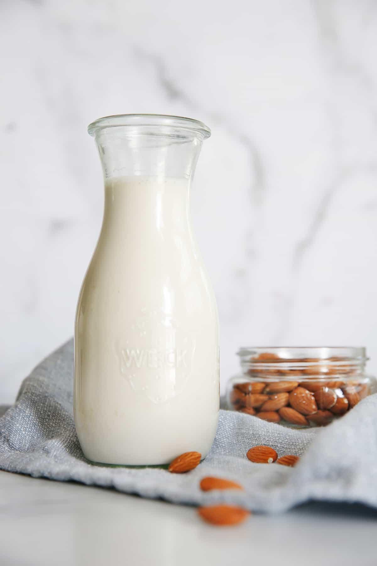 Lexi S Clean Kitchen How To Make Almond Milk