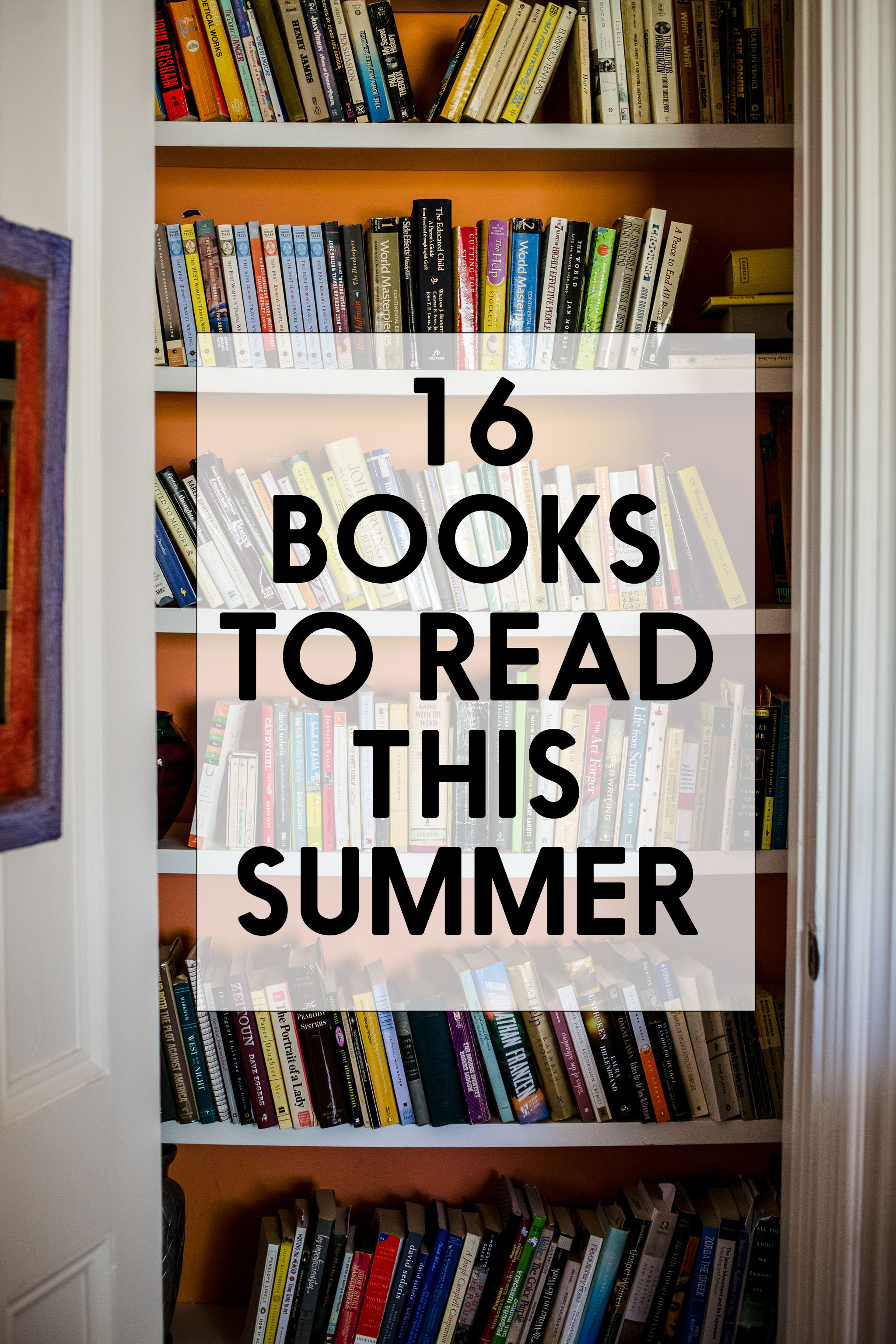 Summer 2019 Books