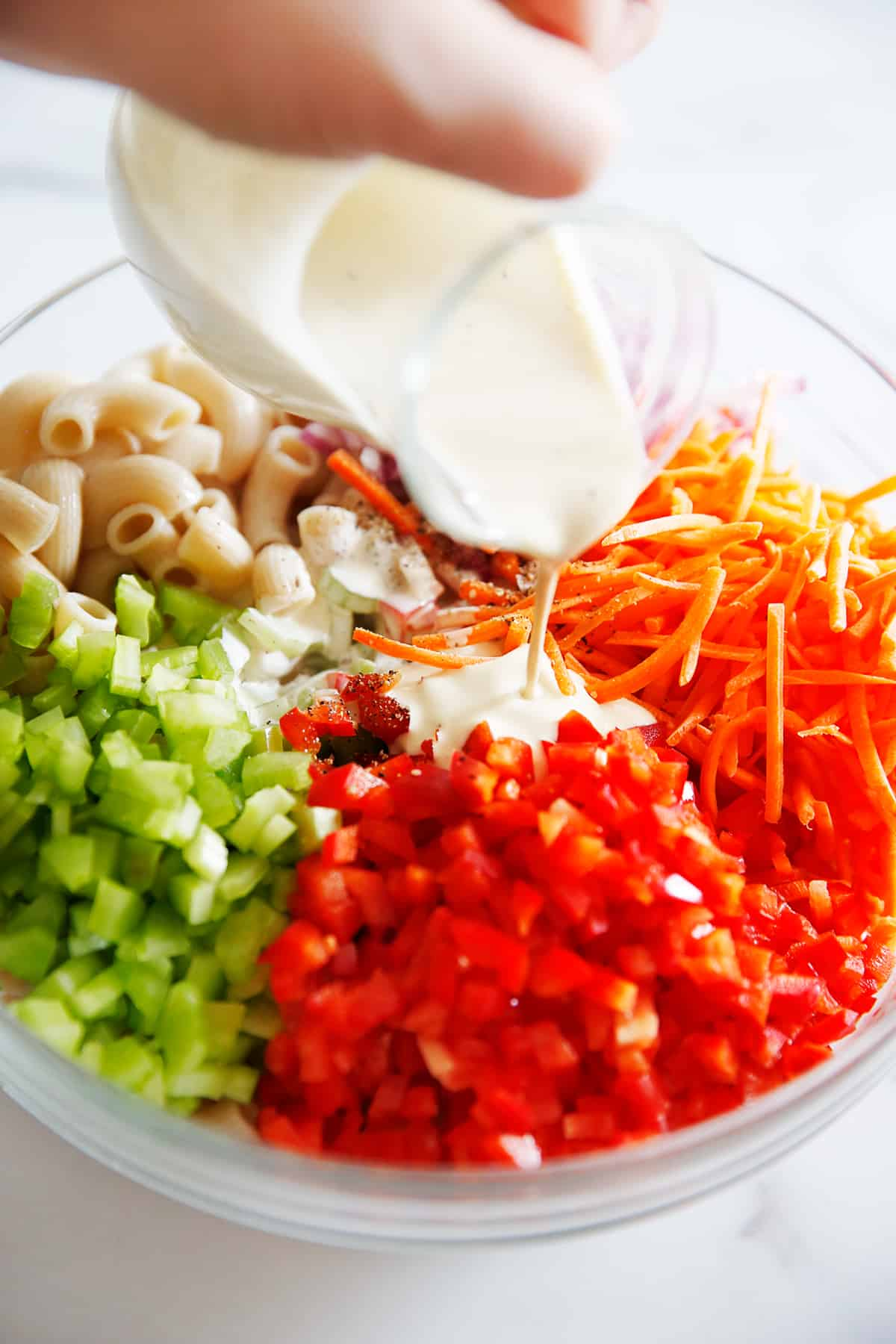 How to make macaroni salad