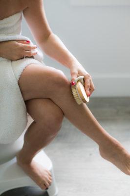 How To Beat Dry Winter Skin!