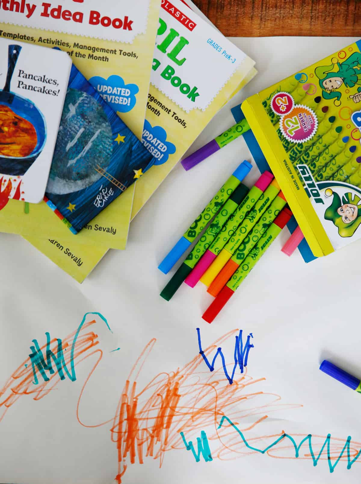 non toxic markers
