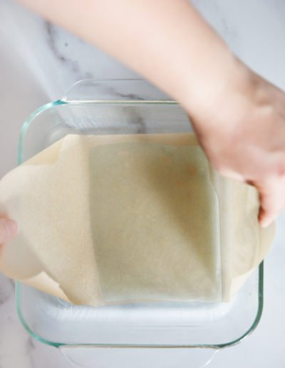 How to Make a Parchment Paper Sling