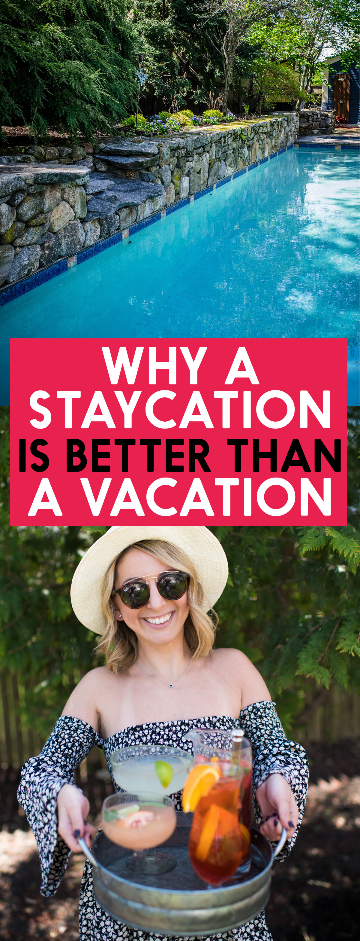 8 Reasons to Take a Staycation This Summer