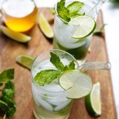 Naturally Sweetened Mint Mojito