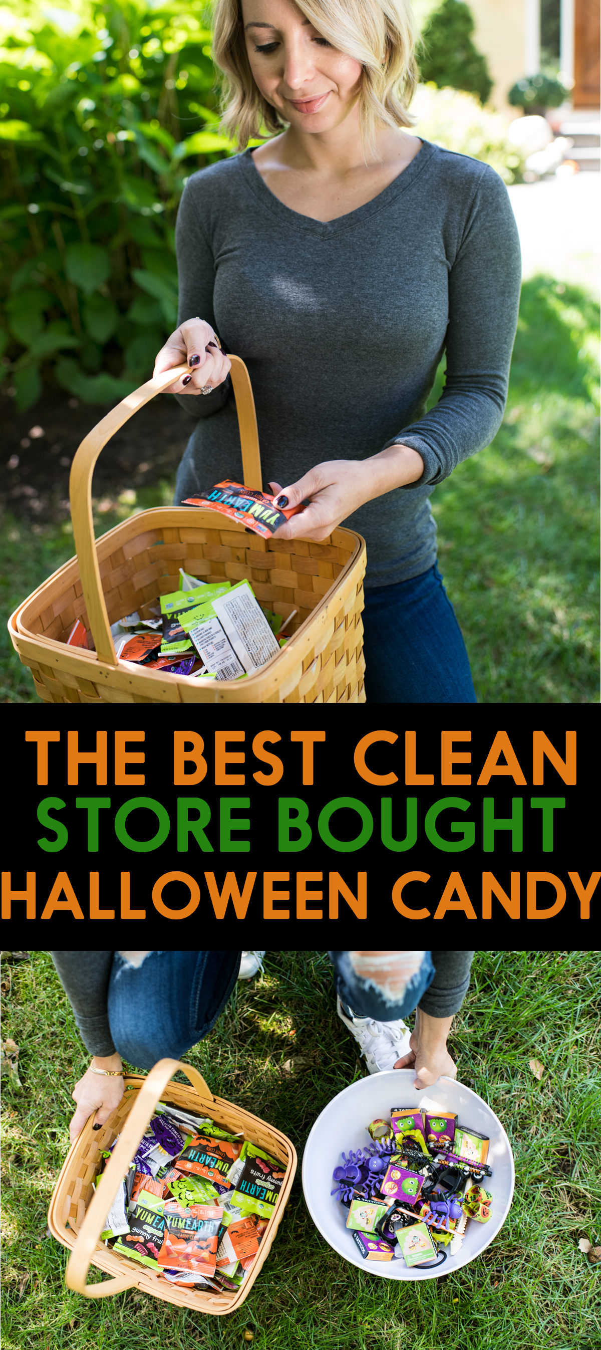 healthy candy for halloween