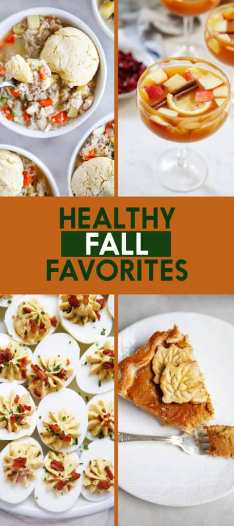 Healthy Fall Favorites