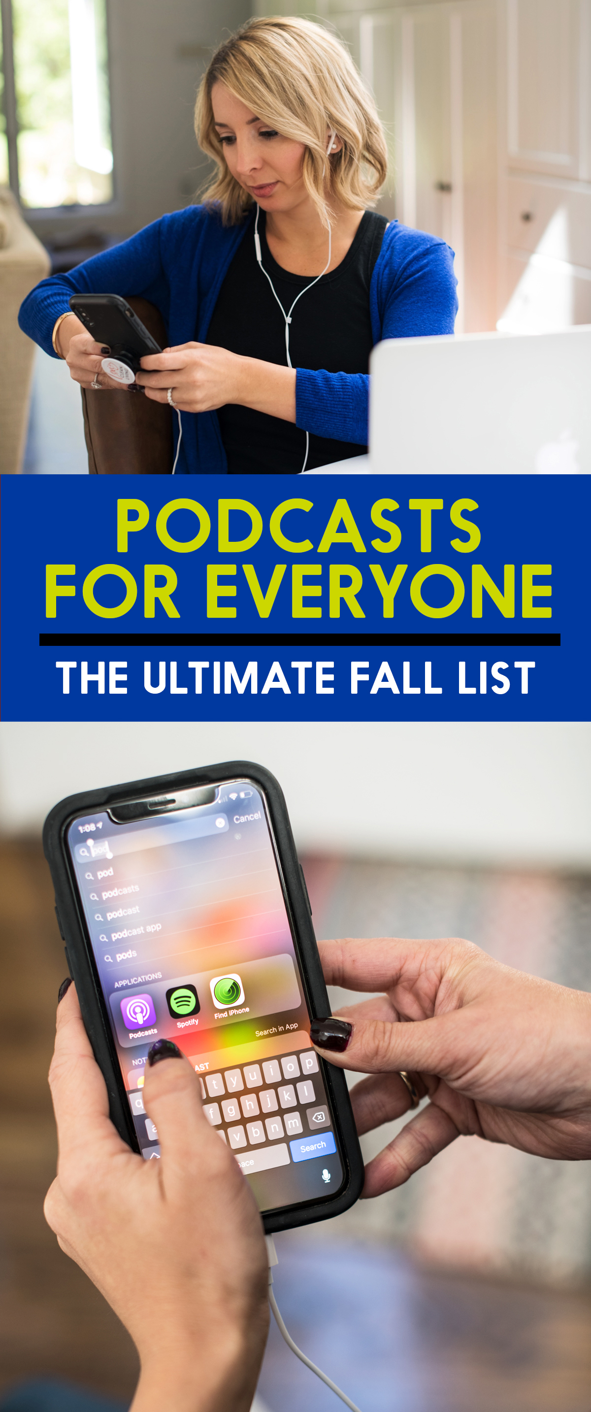 Podcasts to Listen to