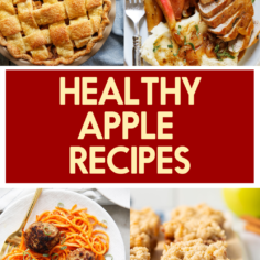 Our Favorite Gluten Free Apple Recipes