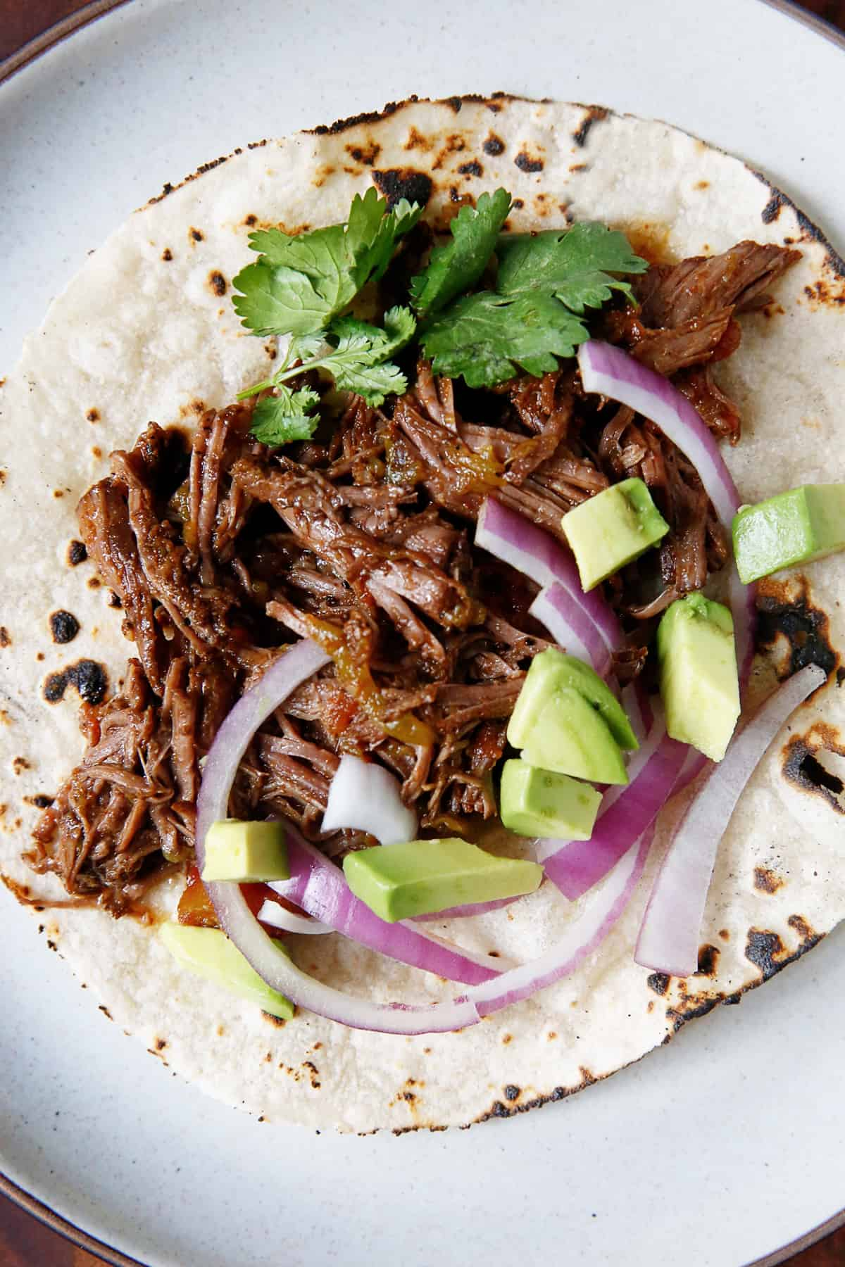 Beef Barbacoa Recipe (Slow Cooker or Instant Pot)