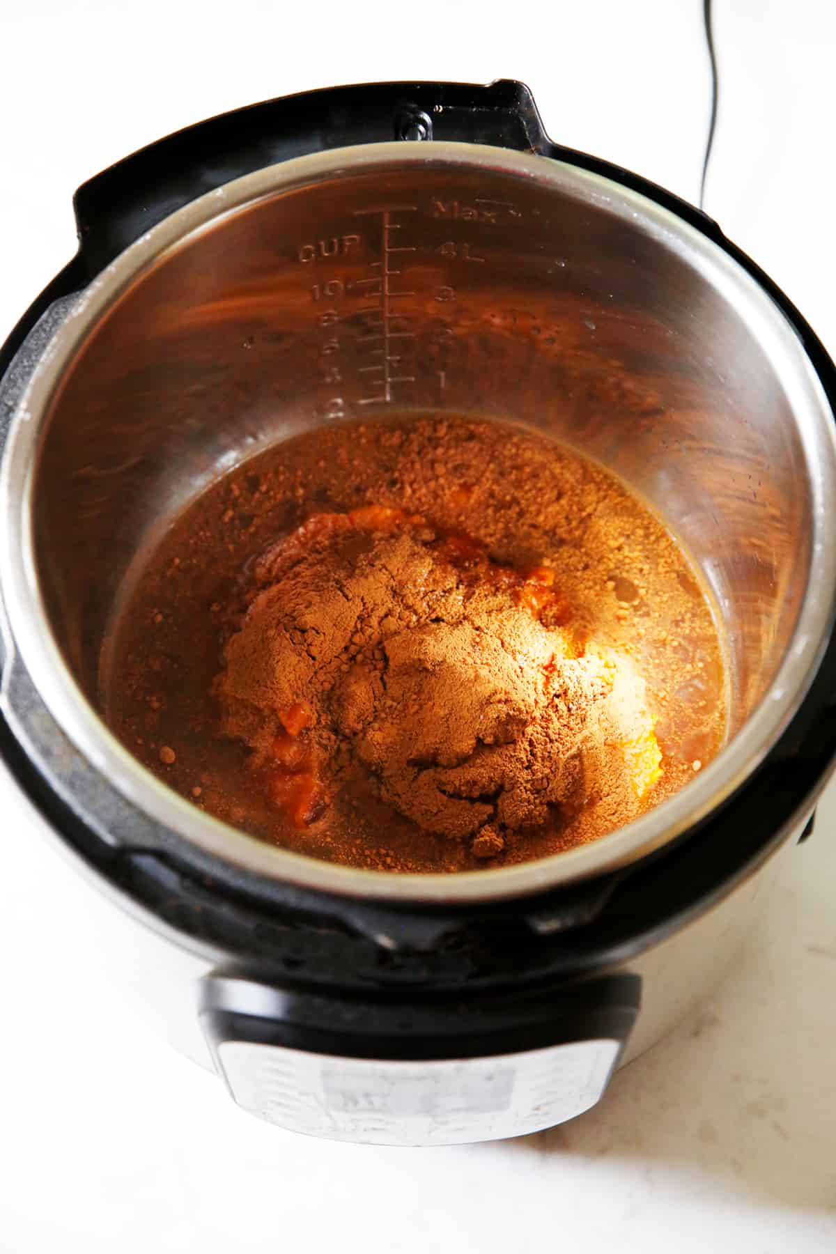 instant pot pumpkin butter