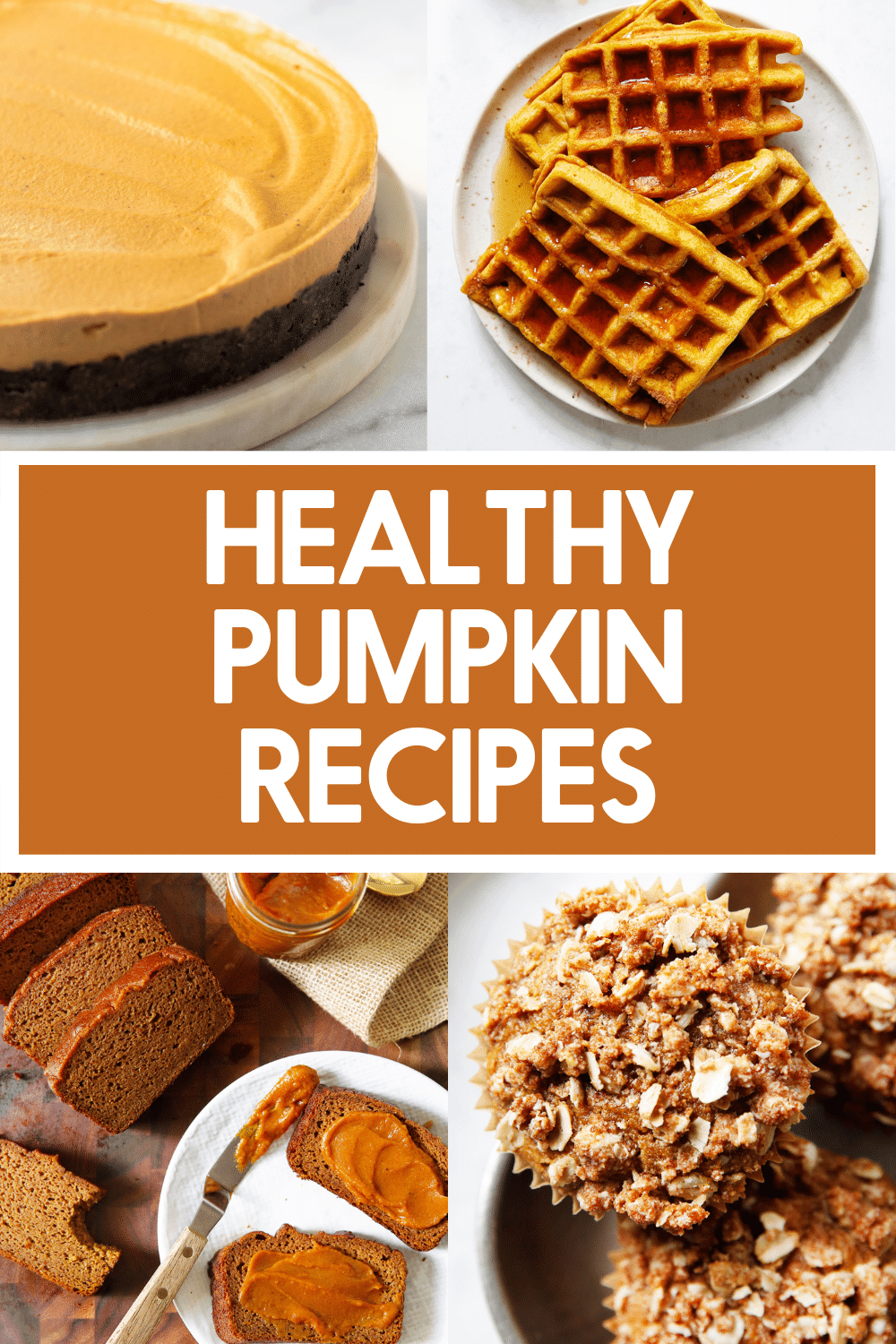 Healthy Pumpkin Recipe