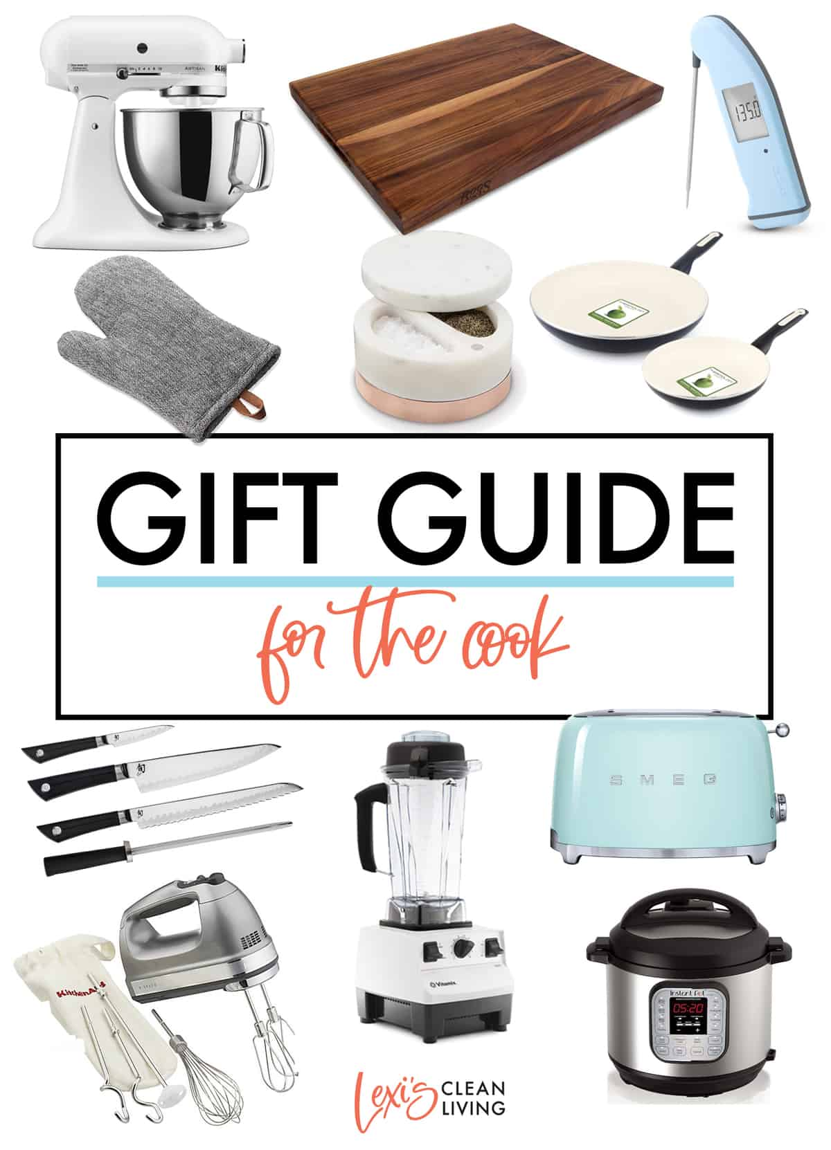 2019 Holiday Gift Guide for the Cook