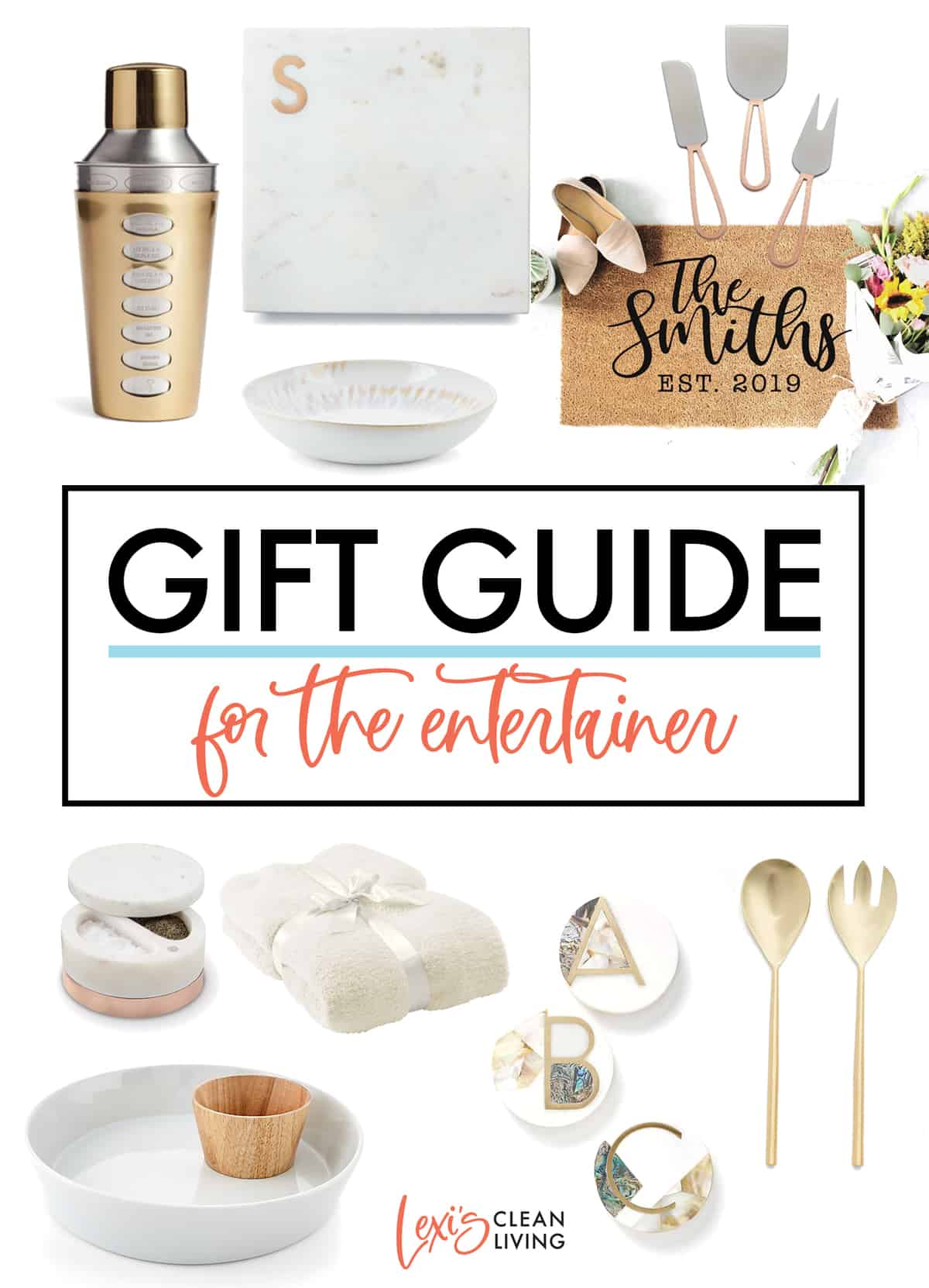 2019 Holiday Gift Guide for the Entertainer
