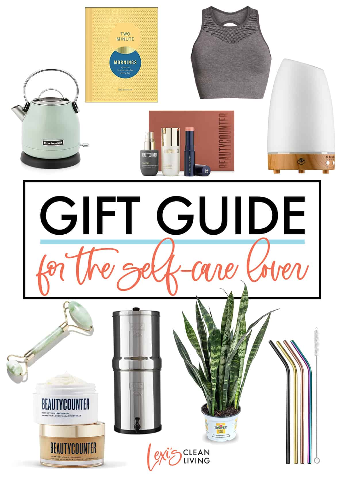 2019 Holiday Gift Guide for Wellness and Self Care