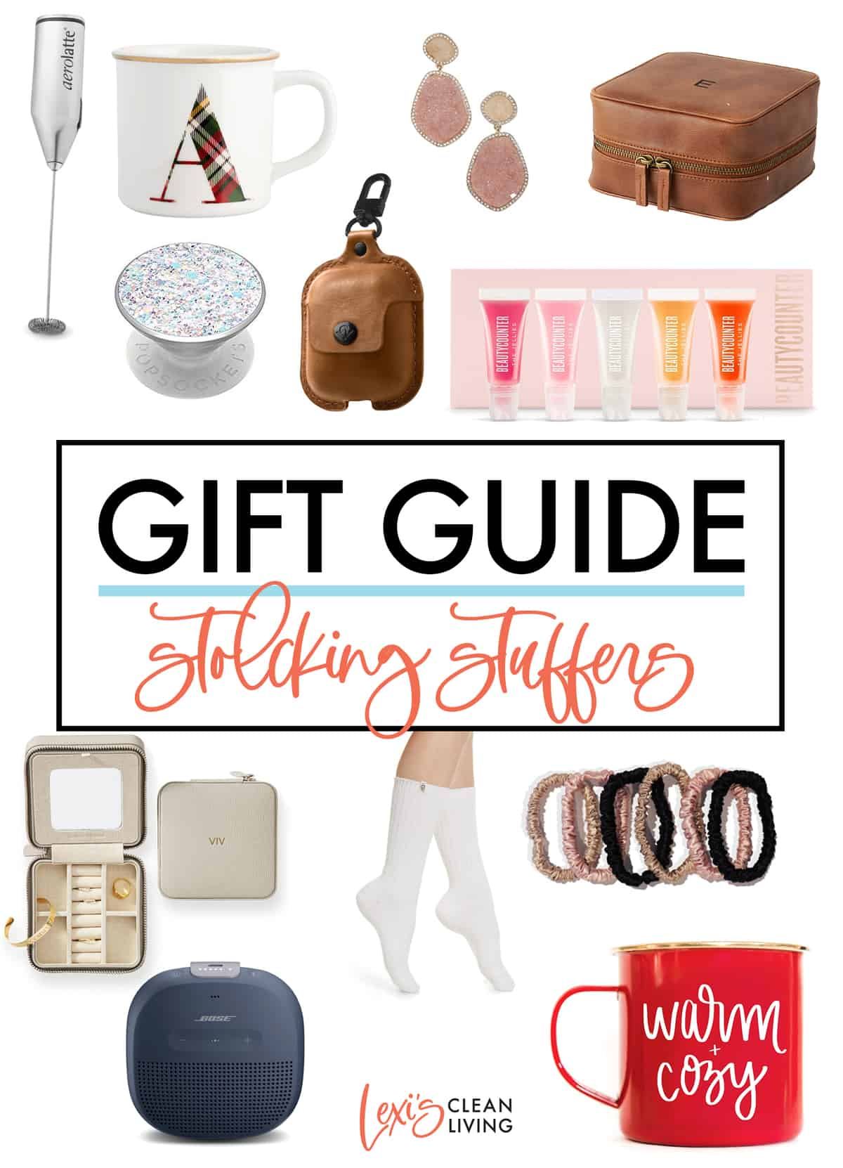 2019 Holiday Stocking Stuffer Ideas