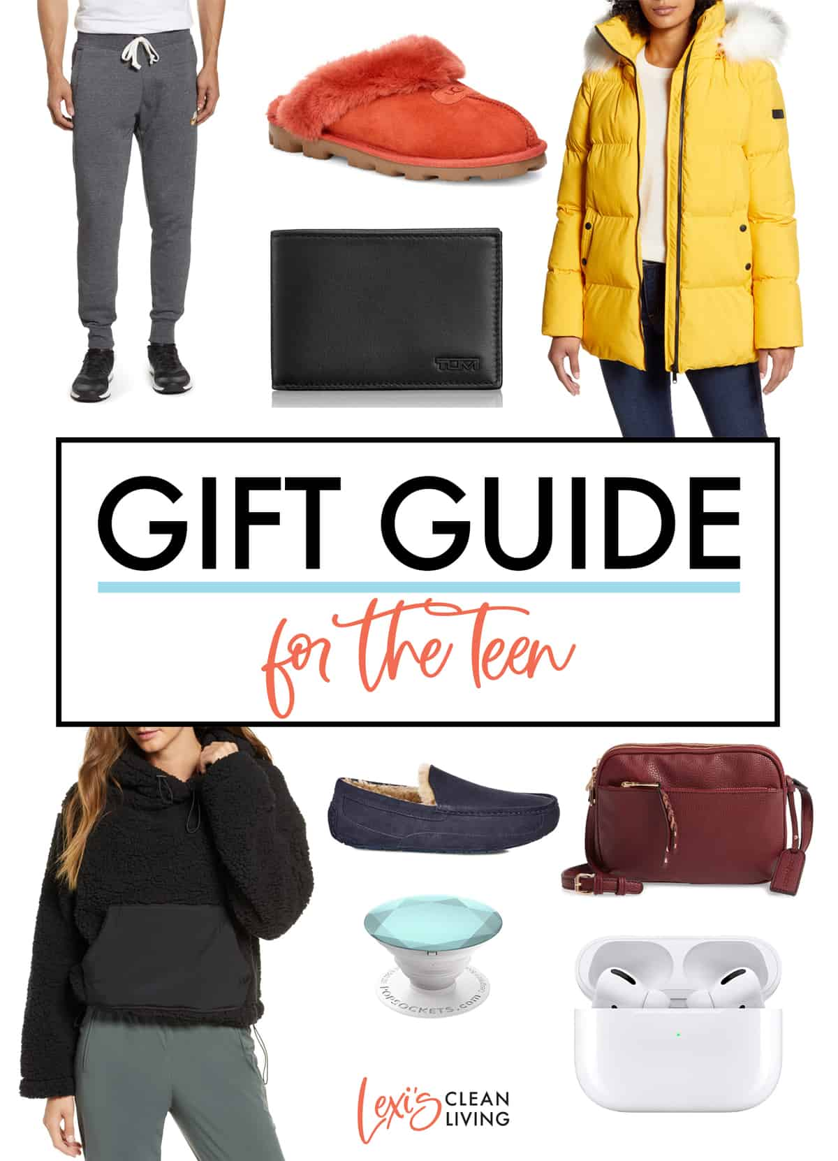 2019 Holiday Gift Guide for Teens