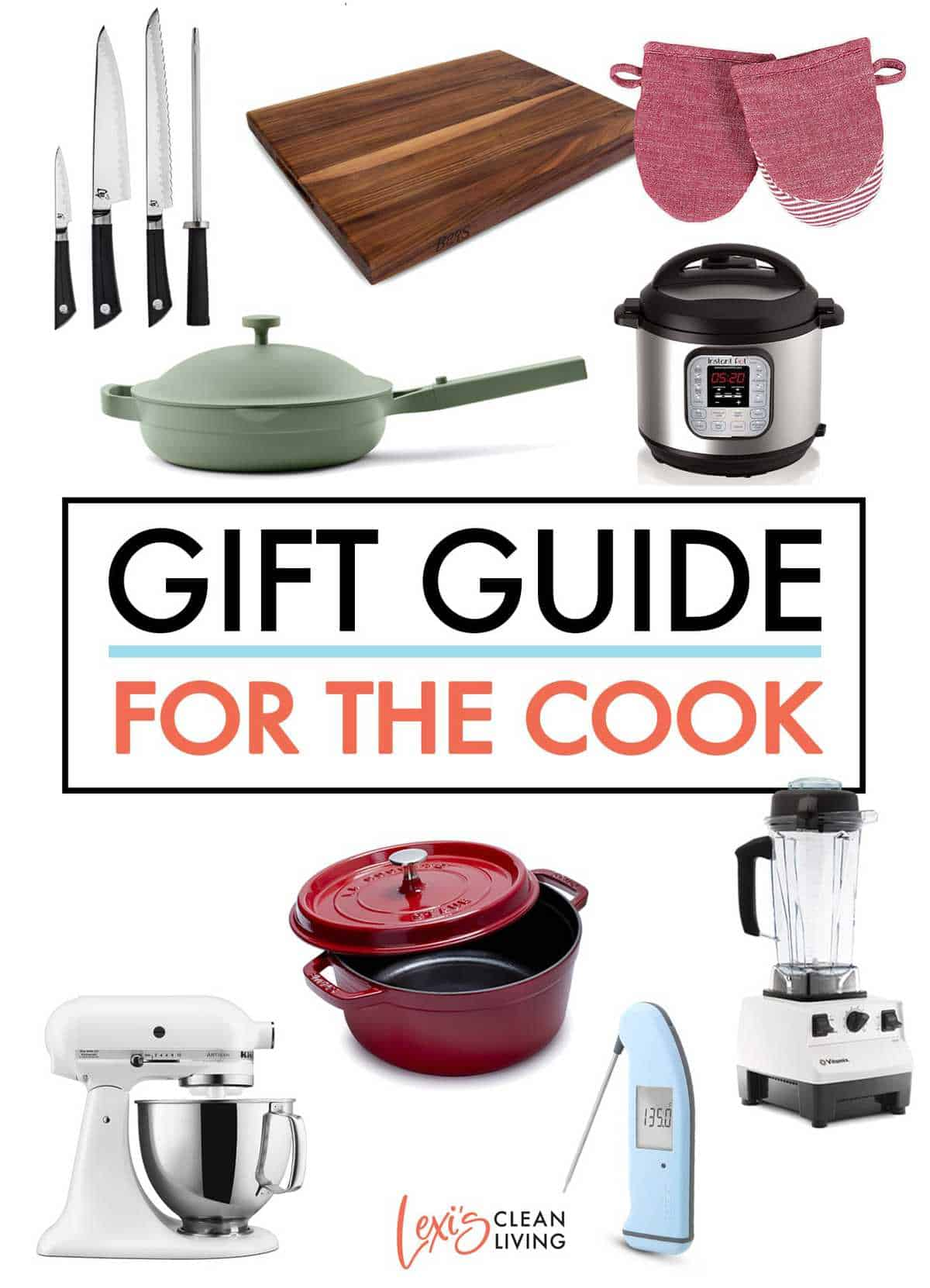 2020 Holiday Gift Guide for the Cook