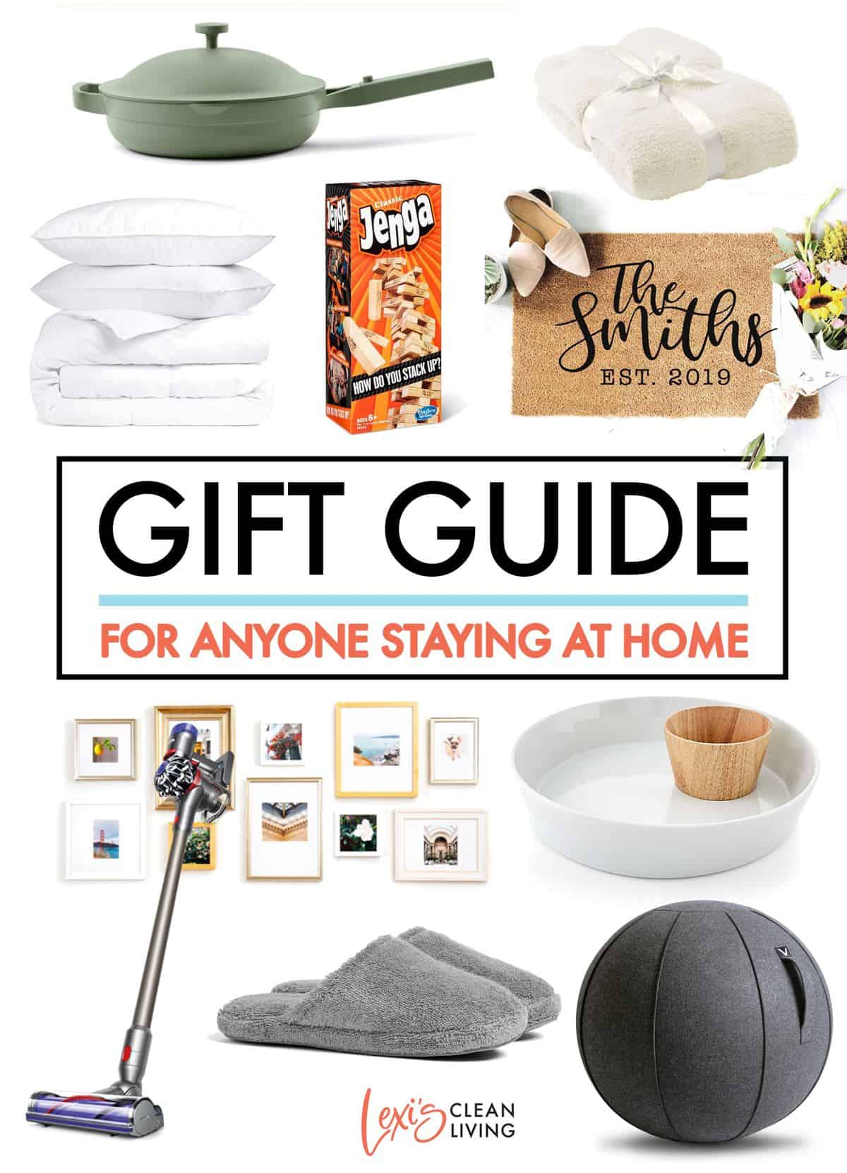 2020 Holiday Gift Guide for Staying Home