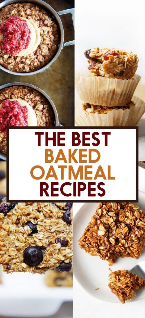 Baked Oatmeal Recipes