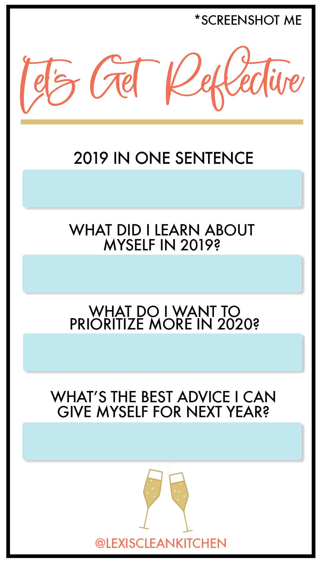 2019 Reflections