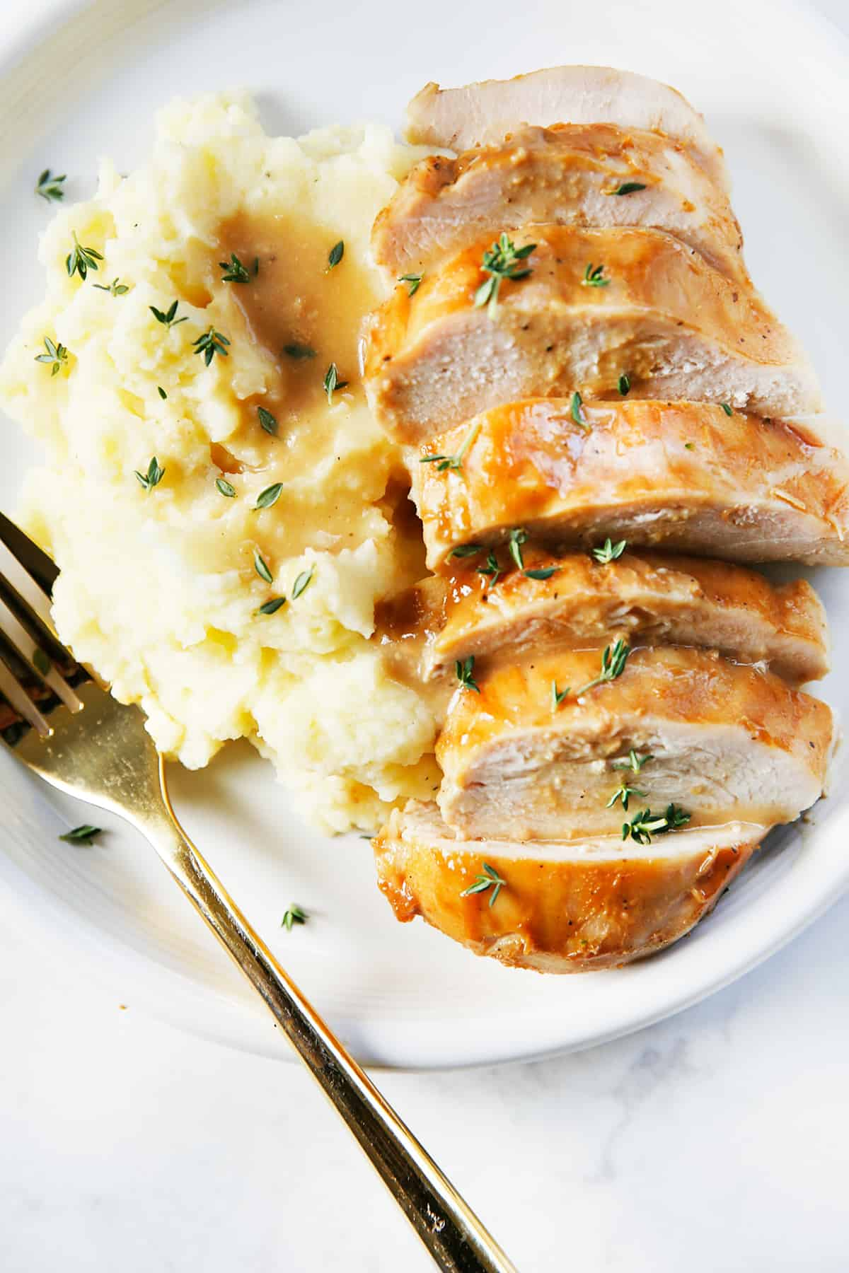 Baked Maple Dijon Chicken