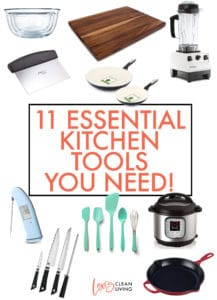 The Kitchen Essentials We Use Most In Our Kitchen