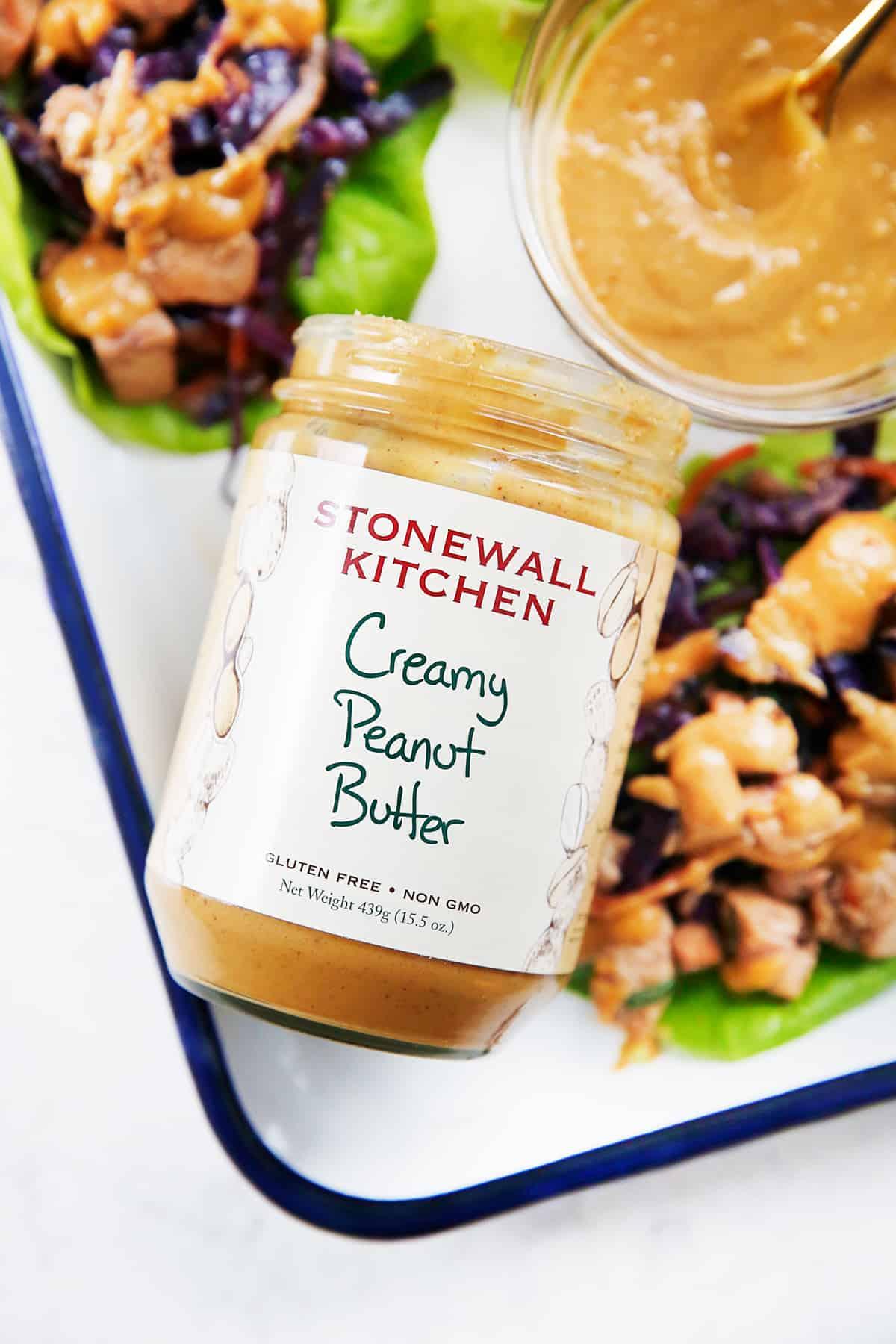 Stonewall Kitchen Peanut Butter