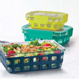 Glass Storage Container: Single