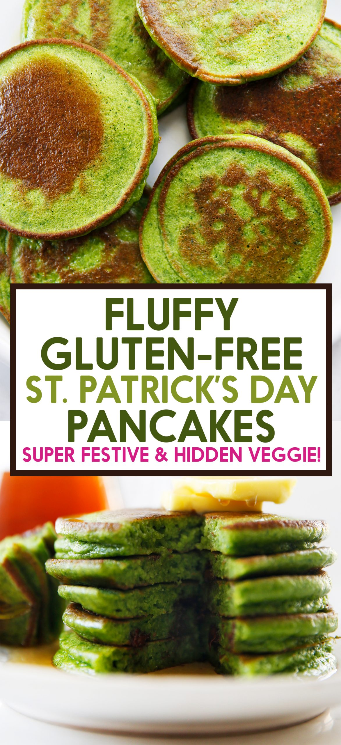 Healthy Spinach Pancakes (Kid-Approved) – Lexi's Clean Kitchen
