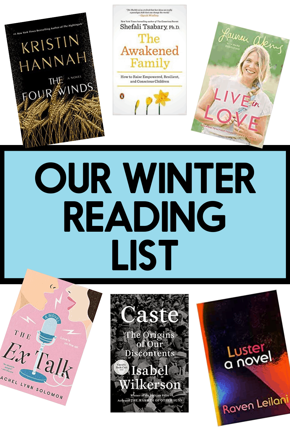 18 Must-Read Books to Add to Your Shelf This Winter