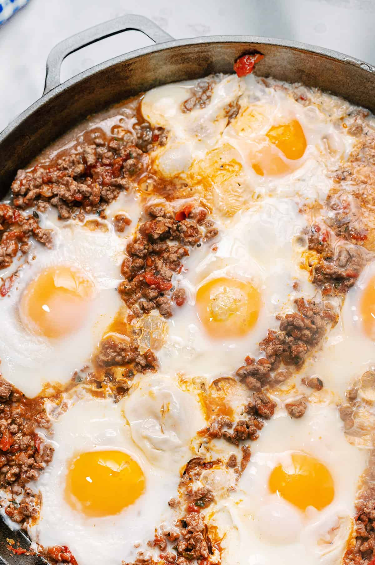 3-Ingredient Breakfast Skillet