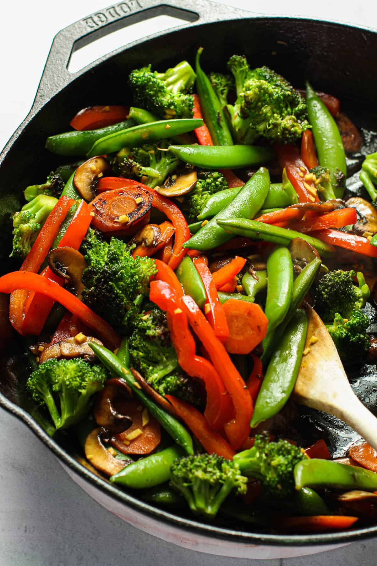 Easy Stir Fry Veggies