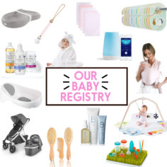 My Baby Registry Must Haves