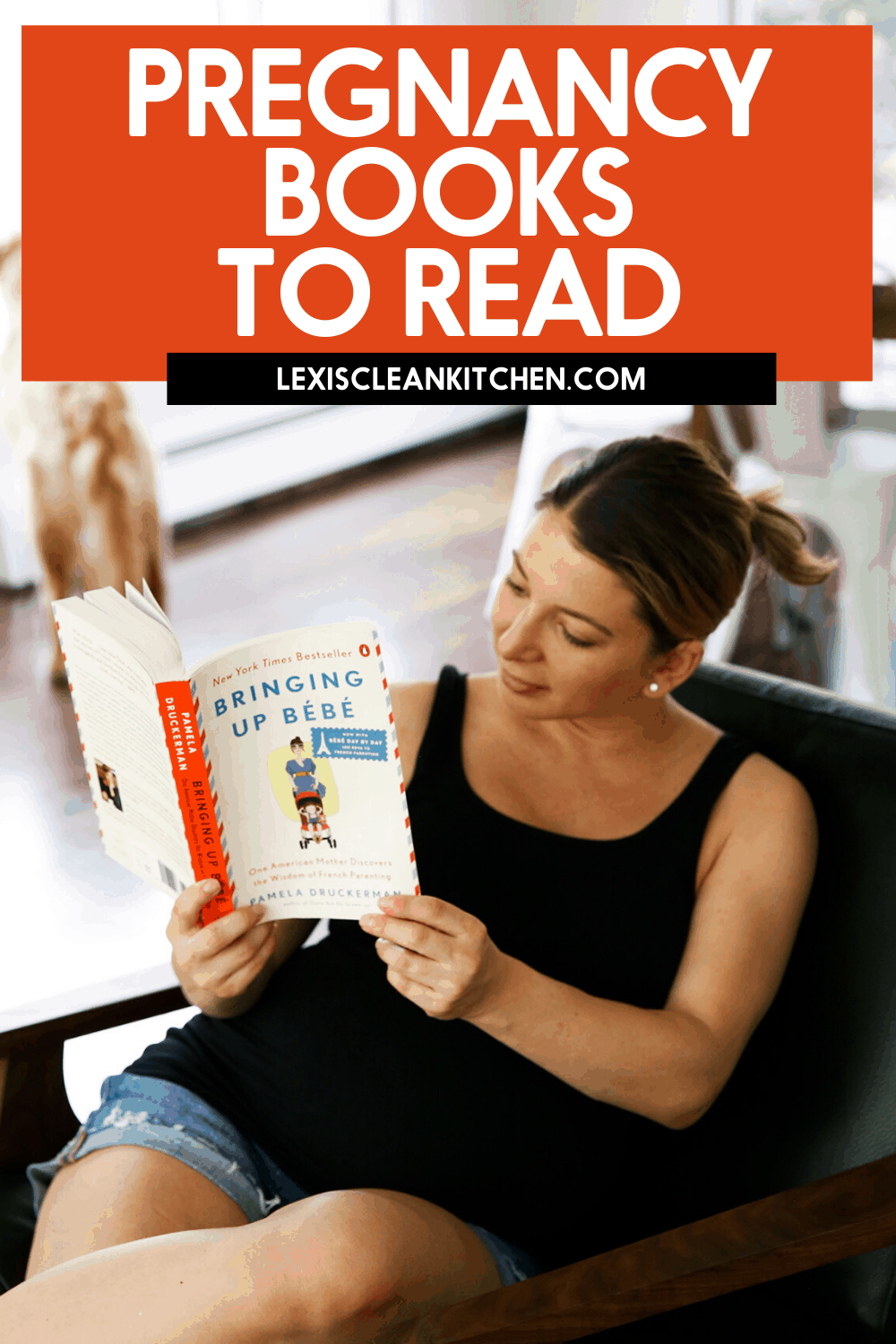 12 Pregnancy Books to Read