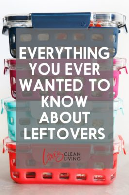 Everything You Need to Know About Leftovers